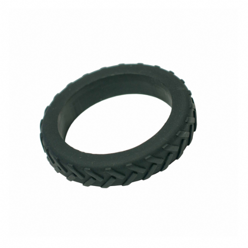 Tread Bangle (Teen / Young Adult) - 'Off Road' - Black Tyre